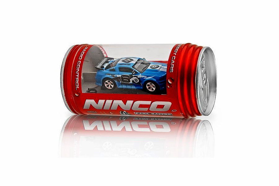 Ninco Energy Cars RTR (blau)