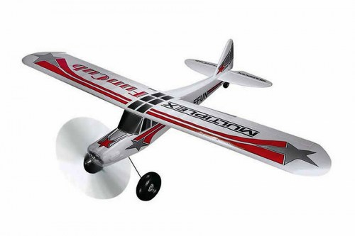 MULTIPLEX FunCub 1,40m KIT