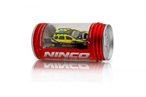Ninco Park Racers Energy Cars RTR (gelb)