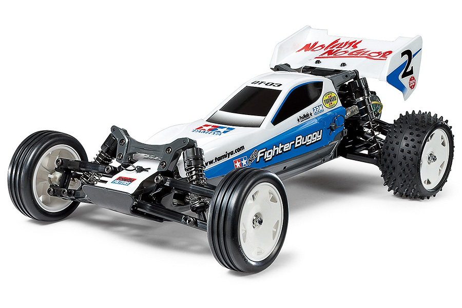 Tamiya Neo Fighter Buggy DT-03