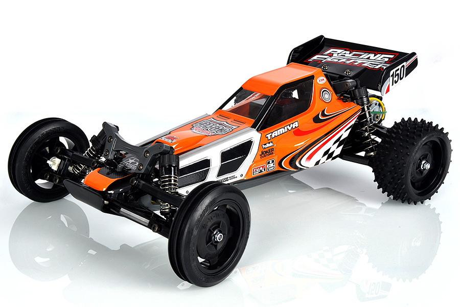 Tamiya Racing Fighter mit DT-03 Chassis 1:10 Bausatz