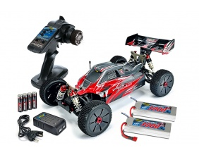 Carson Virus 4.0 4S BL 2.4GHz 100% RTR 1:8 Buggy