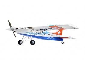 MULTIPLEX Pilatus PC-6 (blau) 1,25m RR
