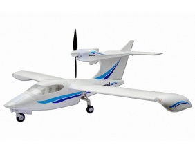 T2M SeaWind Amphibienflugzeug 1,4m ARF